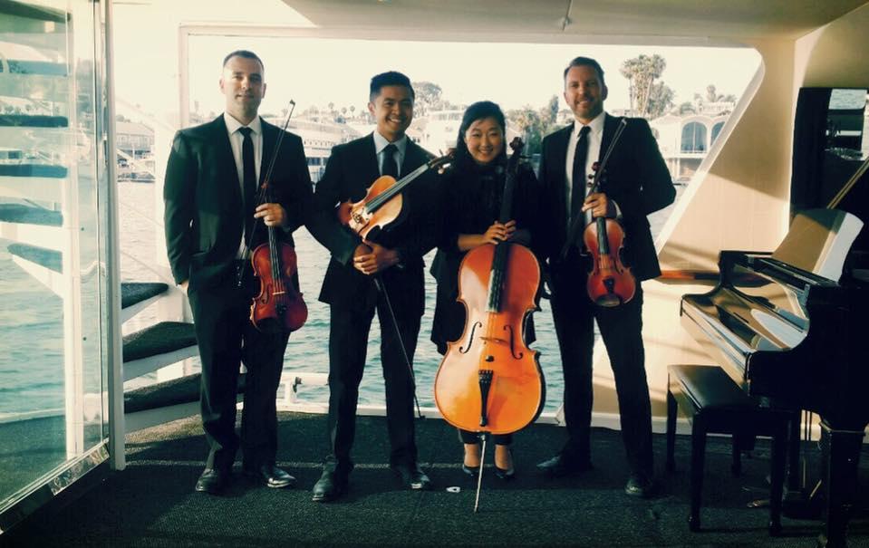 OC Strings Newport Beach Cruise